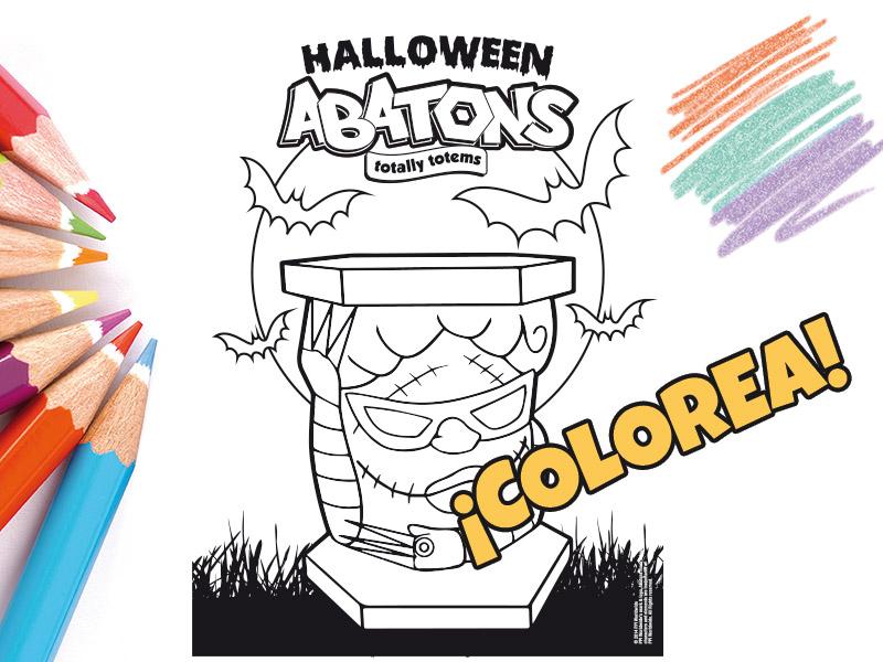 Dibujo_Halloween_Momia